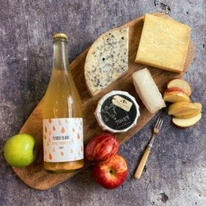 Fine Cider and Cheese Box